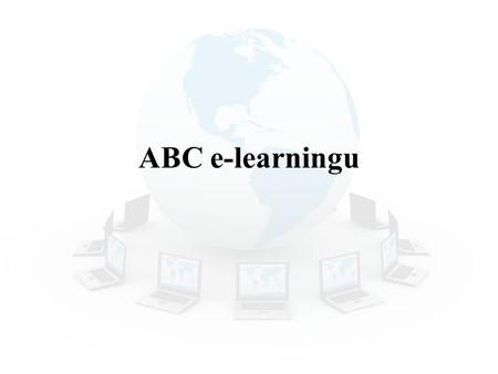 ABC e-learningu.