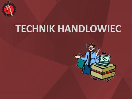 TECHNIK HANDLOWIEC.
