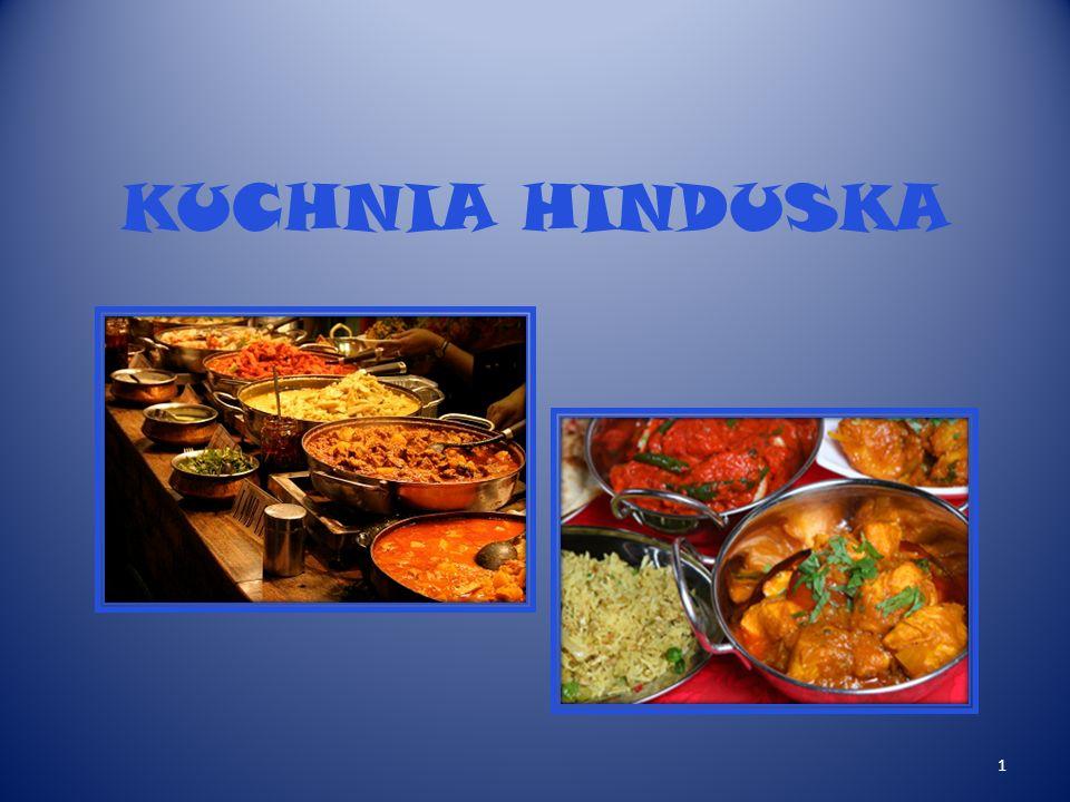 Kuchnia Hinduska Ppt Pobierz