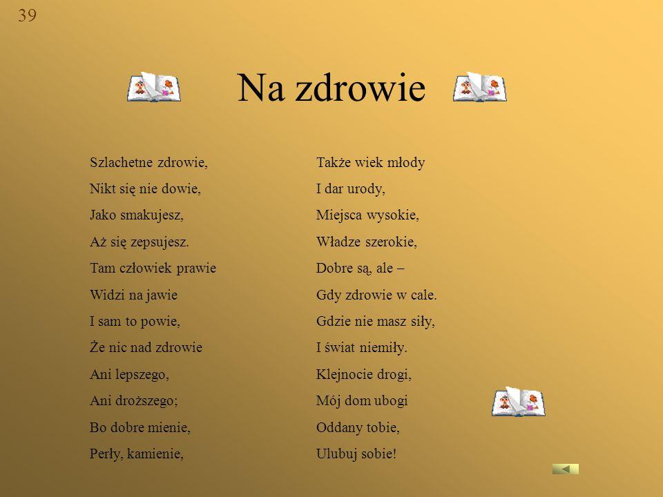 Jan Kochanowski Skorowidz Ppt Video Online Pobierz
