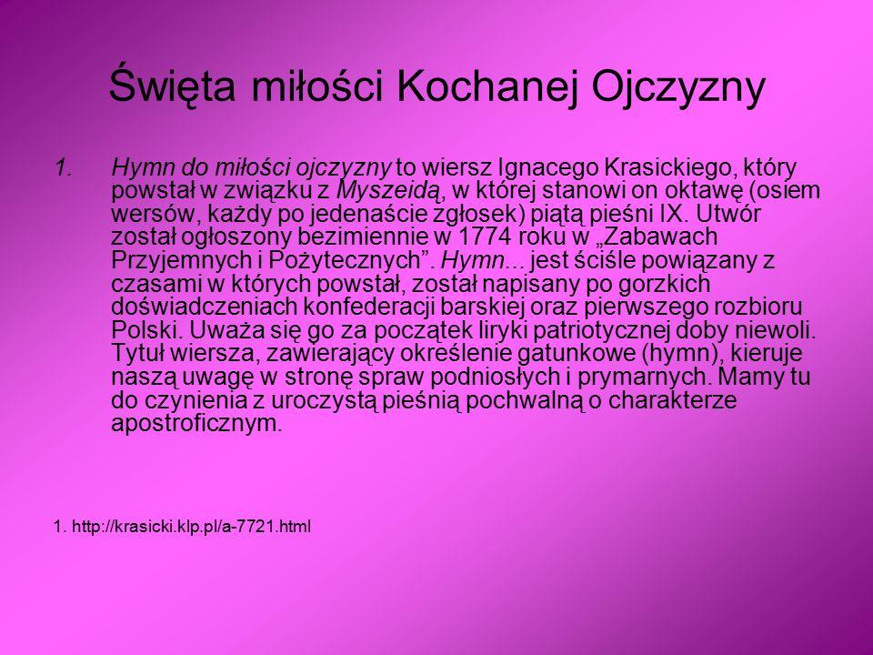 Od Bogurodzicy Do Roty Czyli Polskie Hymny Na Przestrzeni