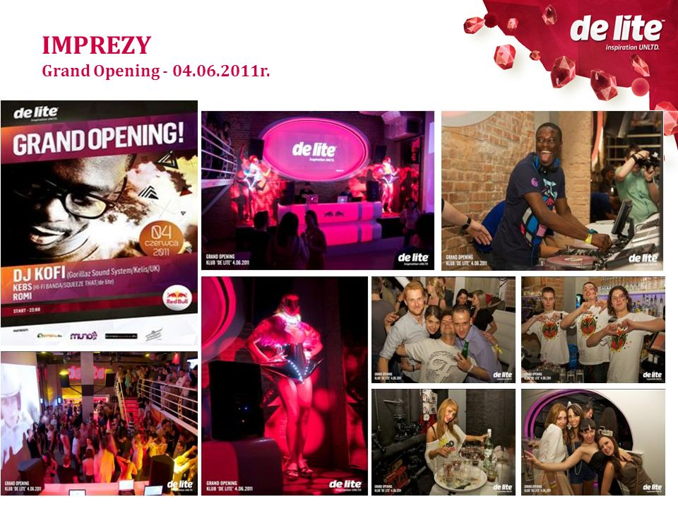 IMPREZY Grand Opening r.