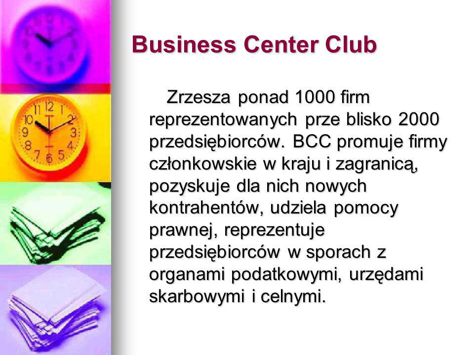 Business Center Club