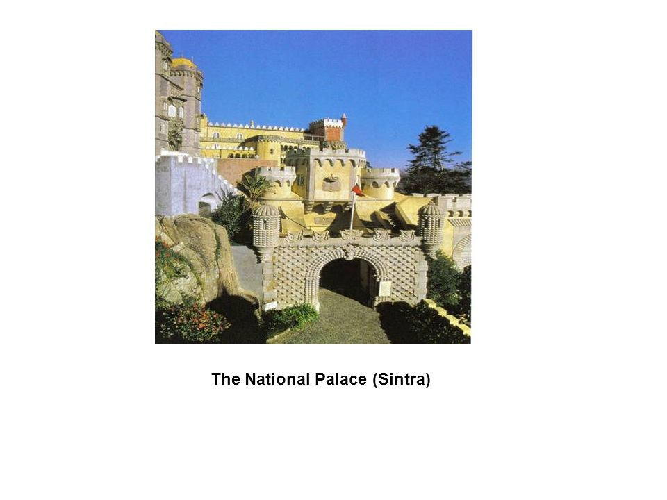 The National Palace (Sintra)