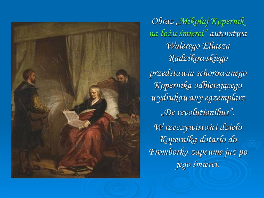 życie I Działalność Mikołaja Kopernika Ppt Pobierz