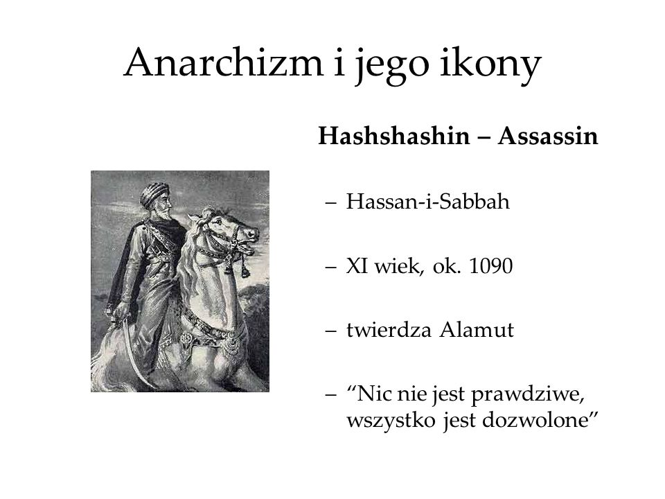 Hashshashin – Assassin