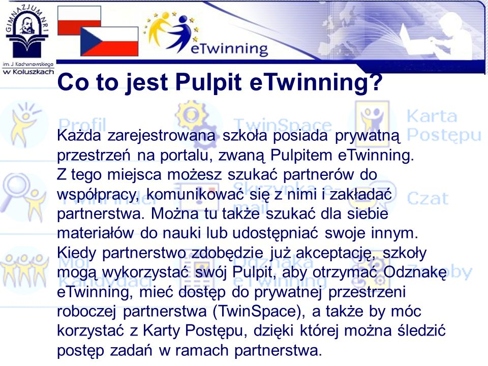 Co to jest Pulpit eTwinning