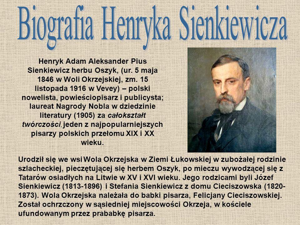 Egzotyczne Piękno Afrykańskiej Flory I Fauny Henryk Sienkiewicz