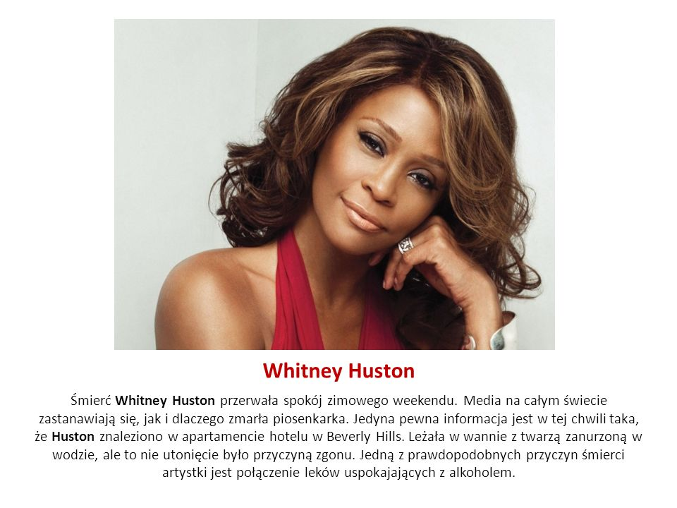 Whitney Huston