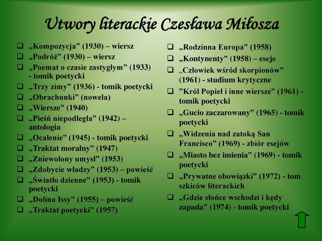 Polscy Nobliści W Dziedzinie Literatury H Sienkiewicz W S