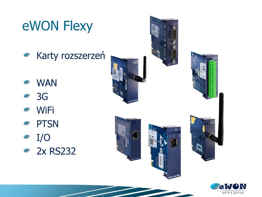 Routery zdalnego dostępu eWON - ppt pobierz