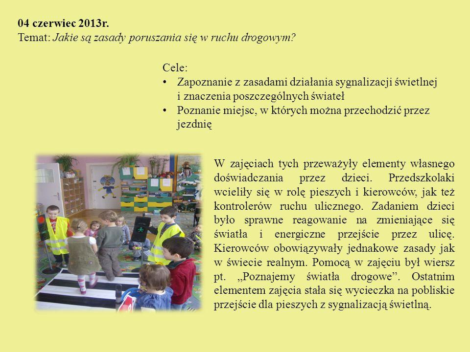 Bezpieczny Przedszkolak W środowisku Ppt Pobierz