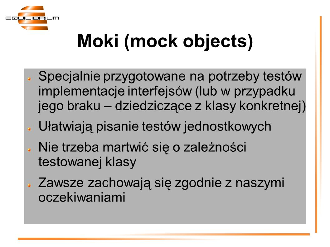 Moki (mock objects)