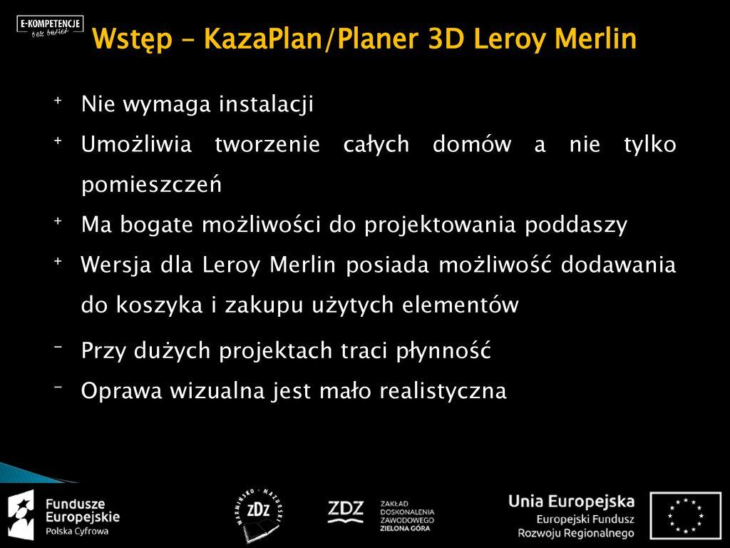 Projektowanie Leroy Ey42 Getclopa