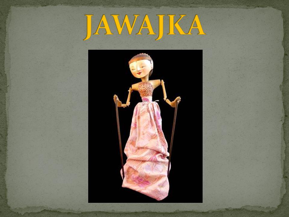 Znalezione obrazy dla zapytania: jawajka lalka teatralna