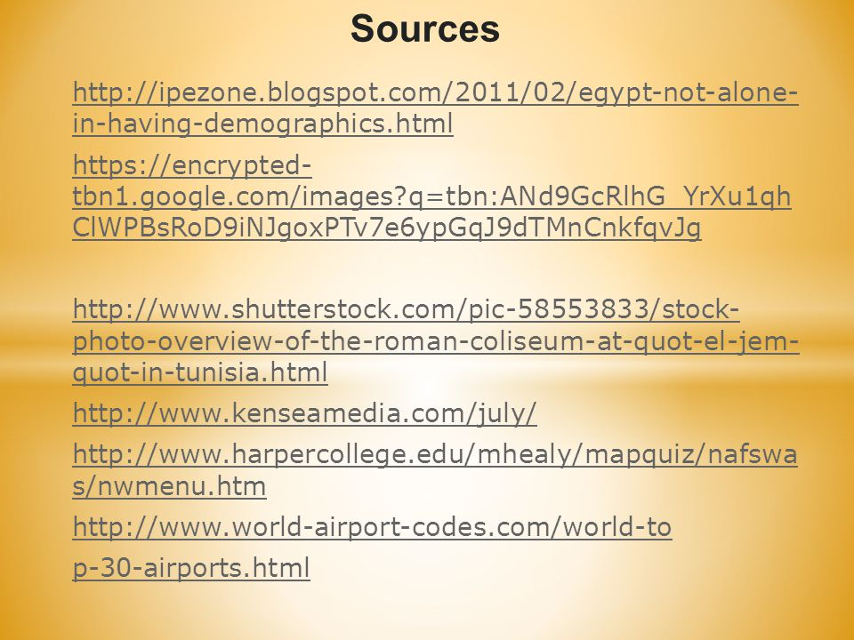 Sources http://ipezone.blogspot.com/2011/02/egypt-not-alone- in-having-demographics.html.