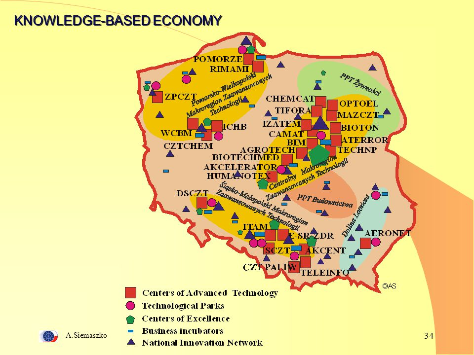 KNOWLEDGE-BASED ECONOMY