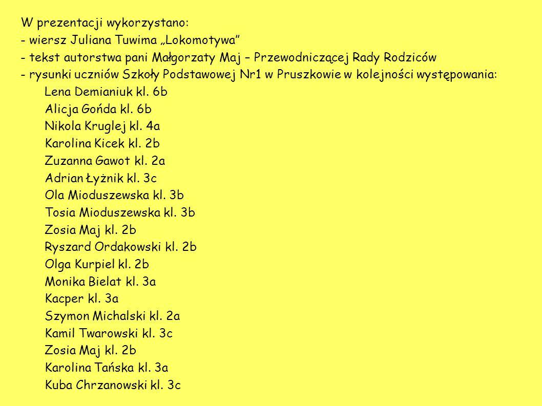 Pociąg Do Szkoły Rada Rodziców Sp1 W Pruszkowie Ppt Pobierz