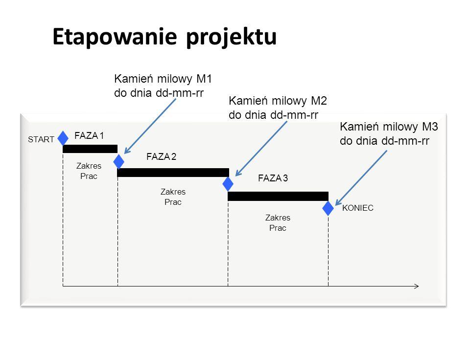 Techniki pracy w projekcie ppt pobierz 3 etapowanie ccuart Image collections