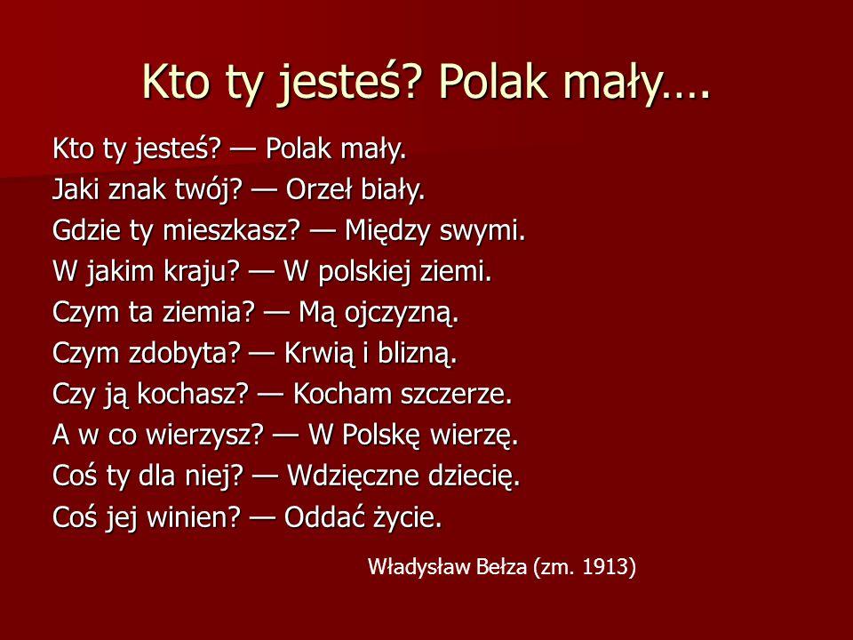 E5ac6b0284 Kto Ty Jesteś Polak Mały Mediamissionnewscom