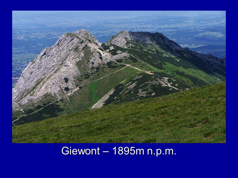 Giewont – 1895m n.p.m.