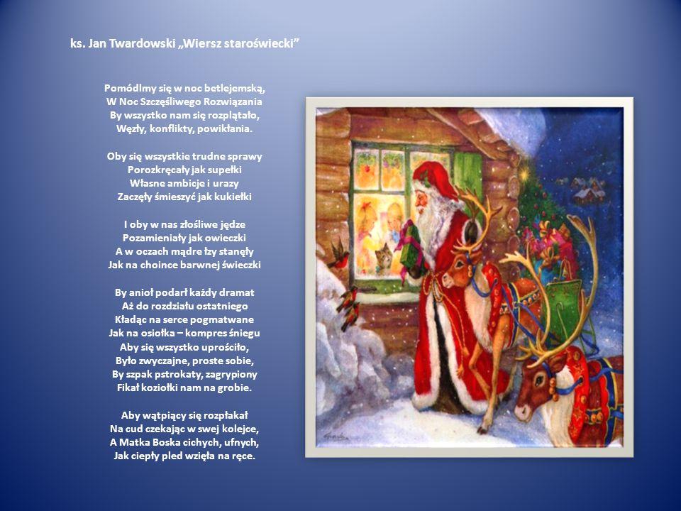 Przygotowania Klasy 2a Do świąt Bożego Narodzenia Ppt