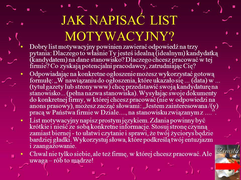 Papkin Kandydat Na Dziennikarza Opracowała Aneta Pyrgiel Ppt