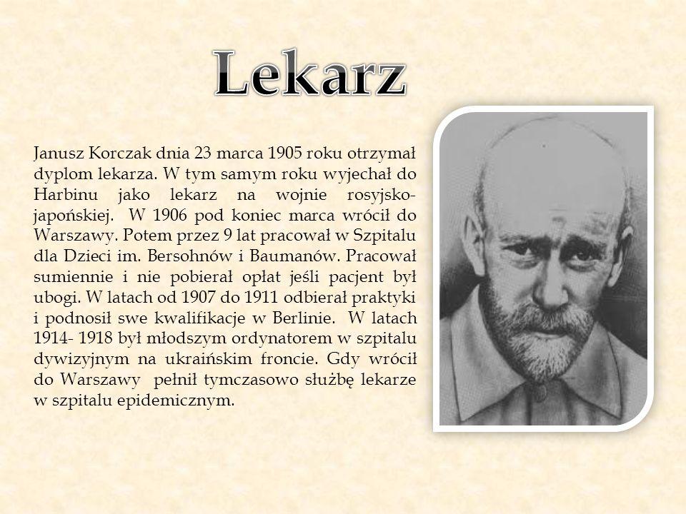 JANUSZ KORCZAK BIOGRAFIA EBOOK