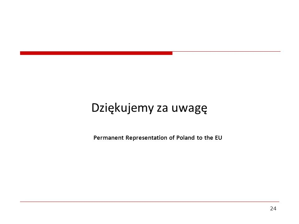 Permanent Representation of Poland to the EU