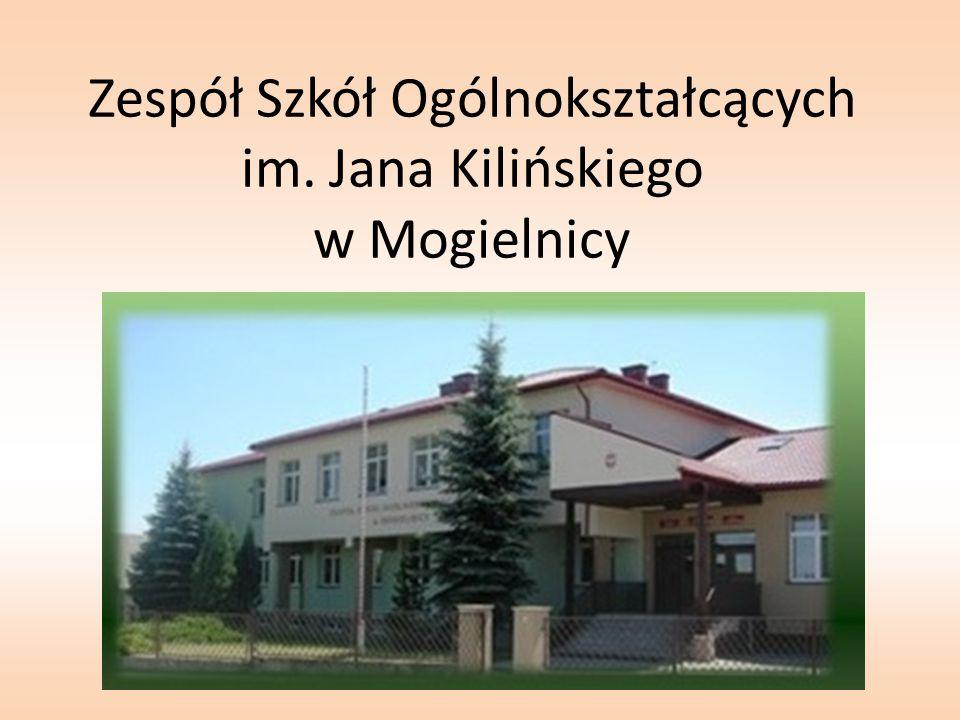 a514e4b8a1 Zespół Szkół Ogólnokształcących im. Jana Kilińskiego w Mogielnicy ...