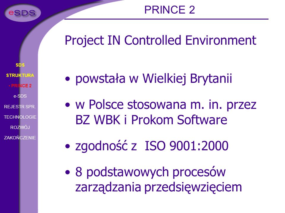 Project IN Controlled Environment