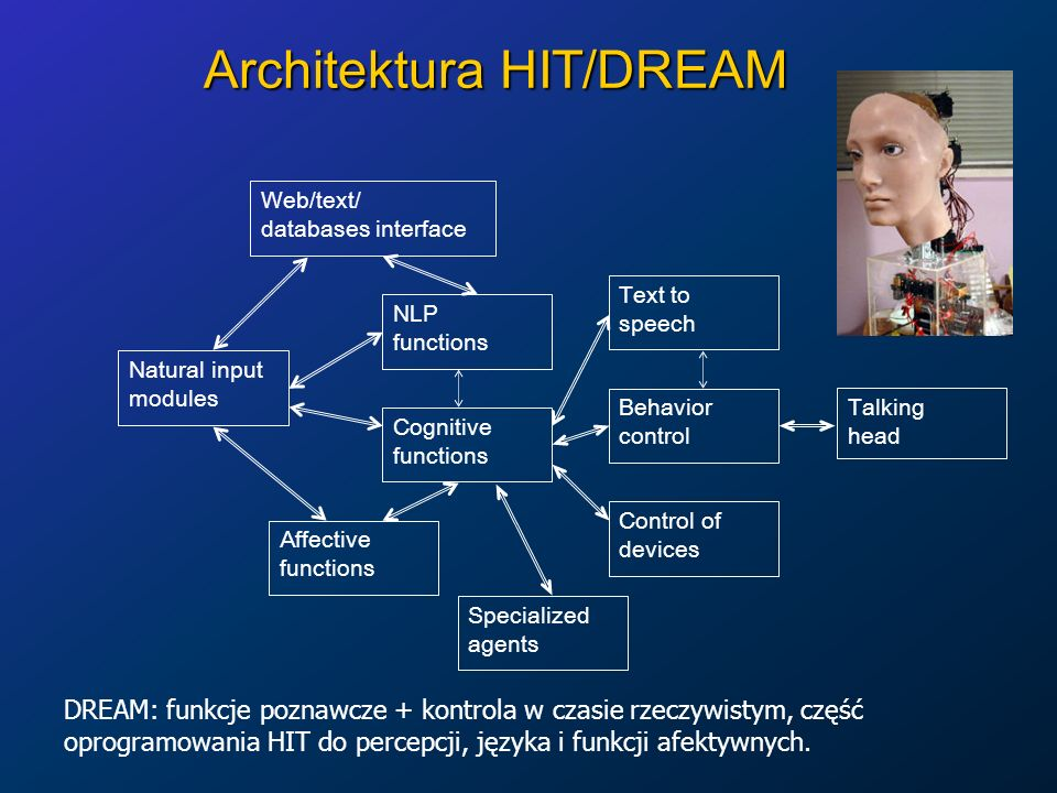 Architektura HIT/DREAM