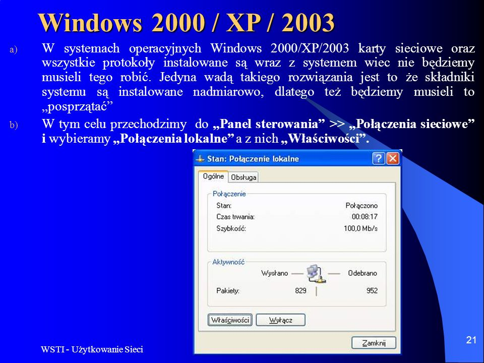 Windows 2000 / XP / 2003