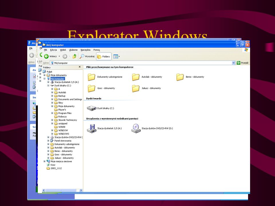 Explorator Windows
