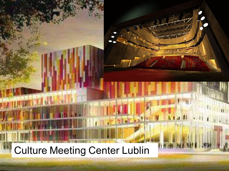 Culture Meeting Center Lublin