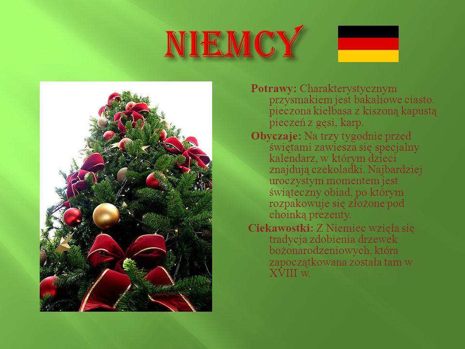 Niemieckie zwyczaje świąteczne