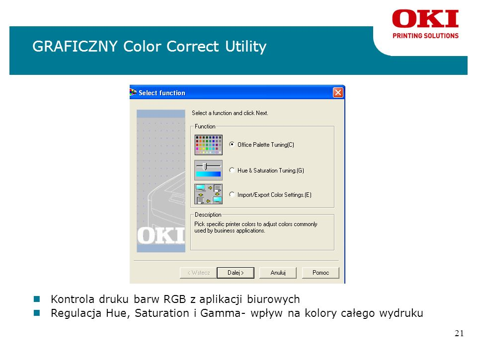 GRAFICZNY Color Correct Utility