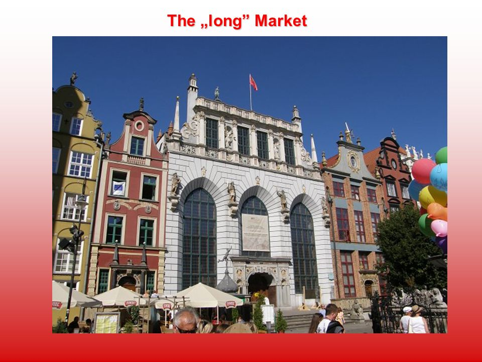 "The ""long Market"
