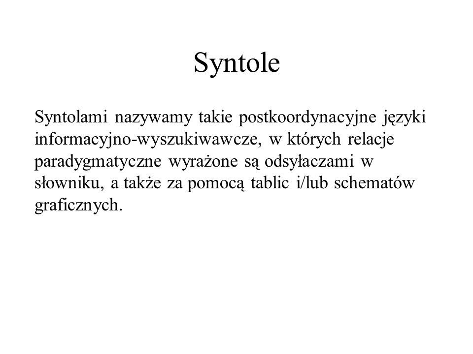 Syntole