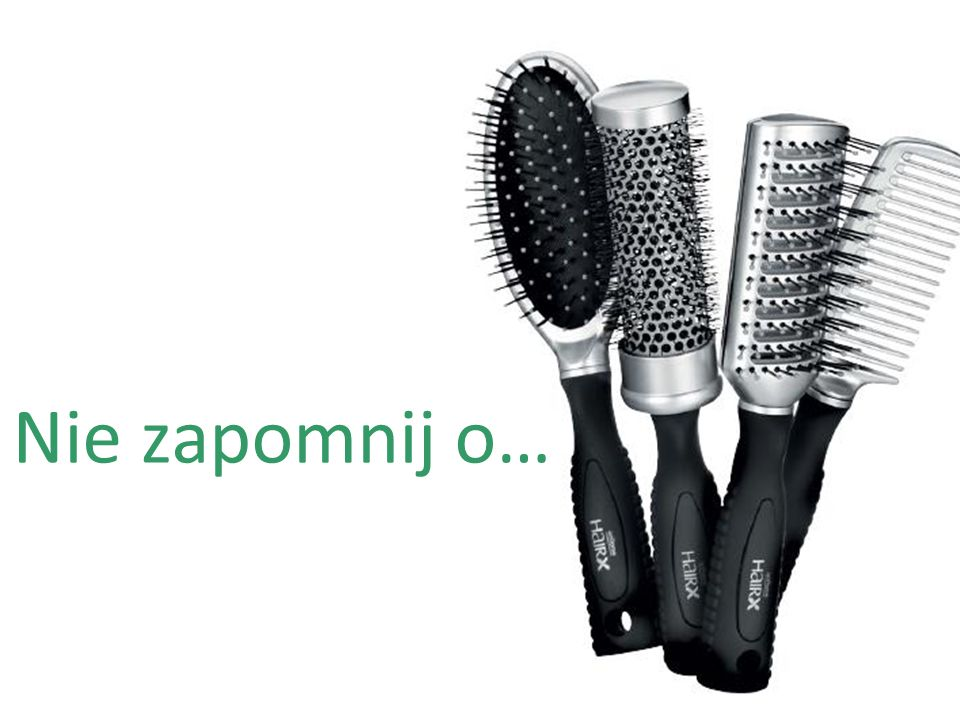 Nie zapomnij o… Tips for naturally healthy & beautiful hair