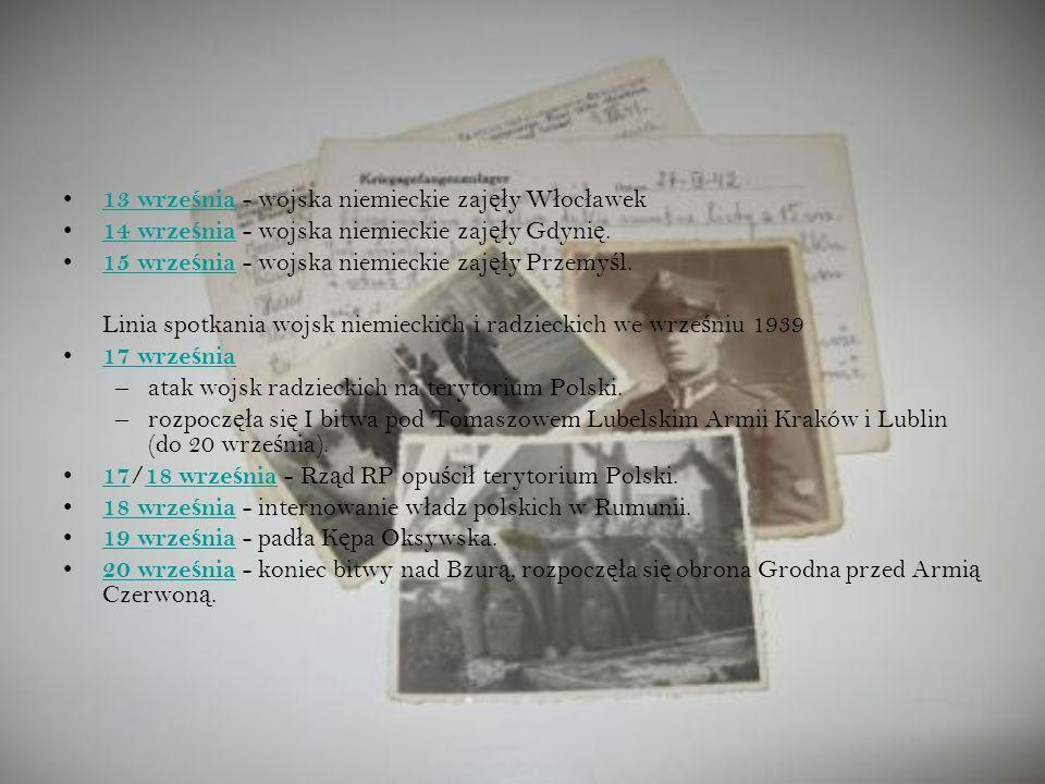 Polski Wrzesie 1939 R Ppt Pobierz