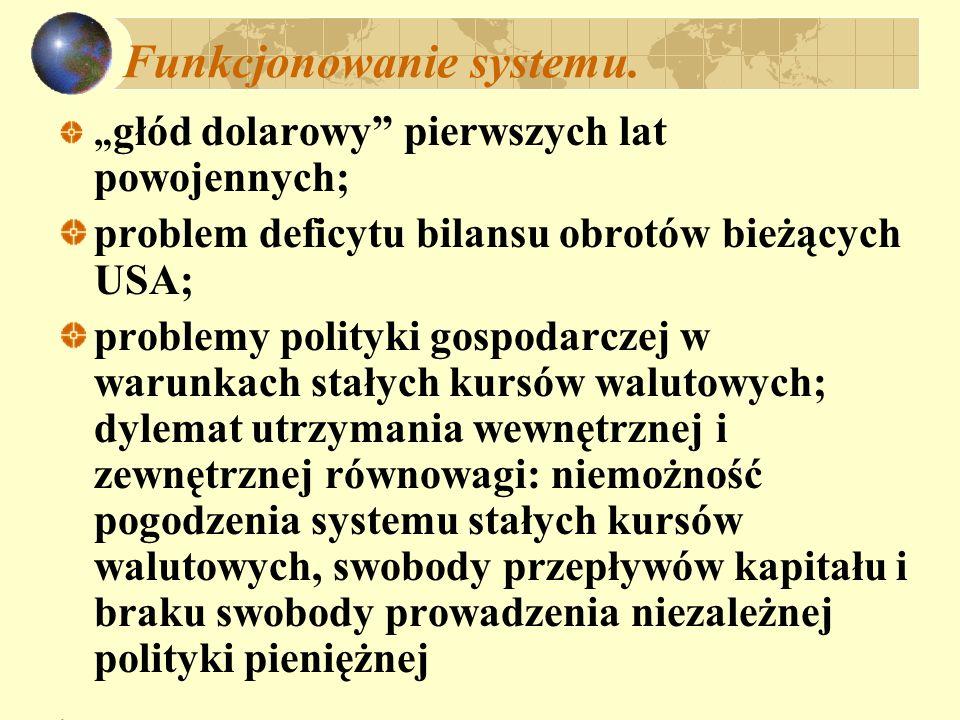 a7d865d57e296f System waluty złotej. System powojenny: z Bretton Woods ...