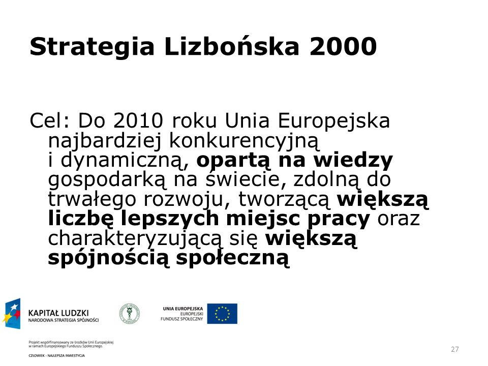 Strategia Lizbońska 2000