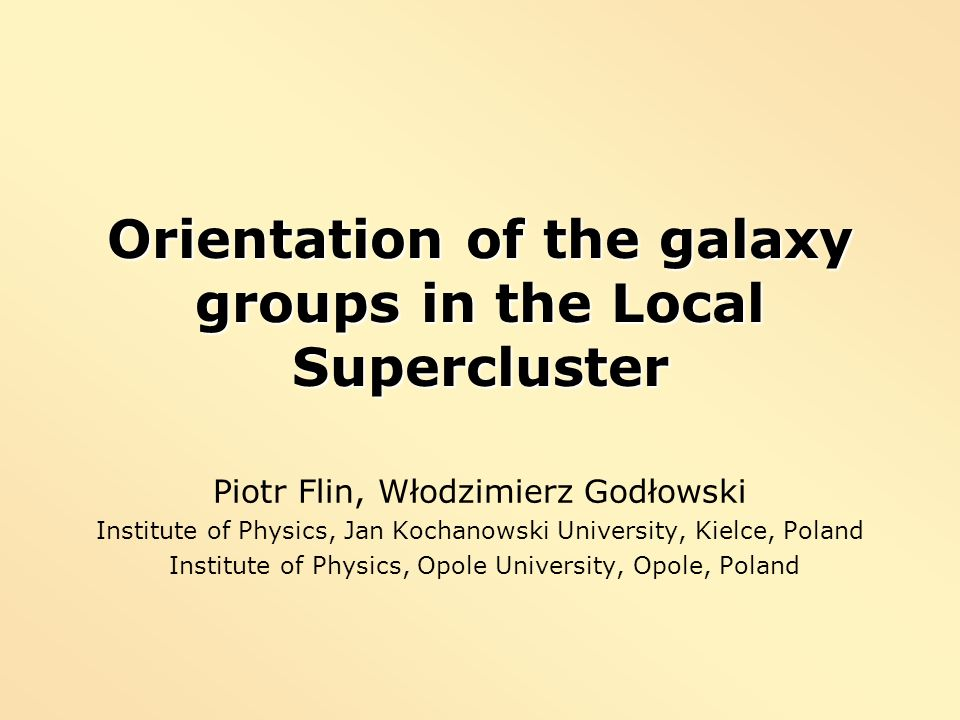 Orientation of the galaxy groups in the Local Supercluster