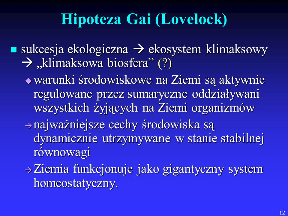 Hipoteza Gai (Lovelock)