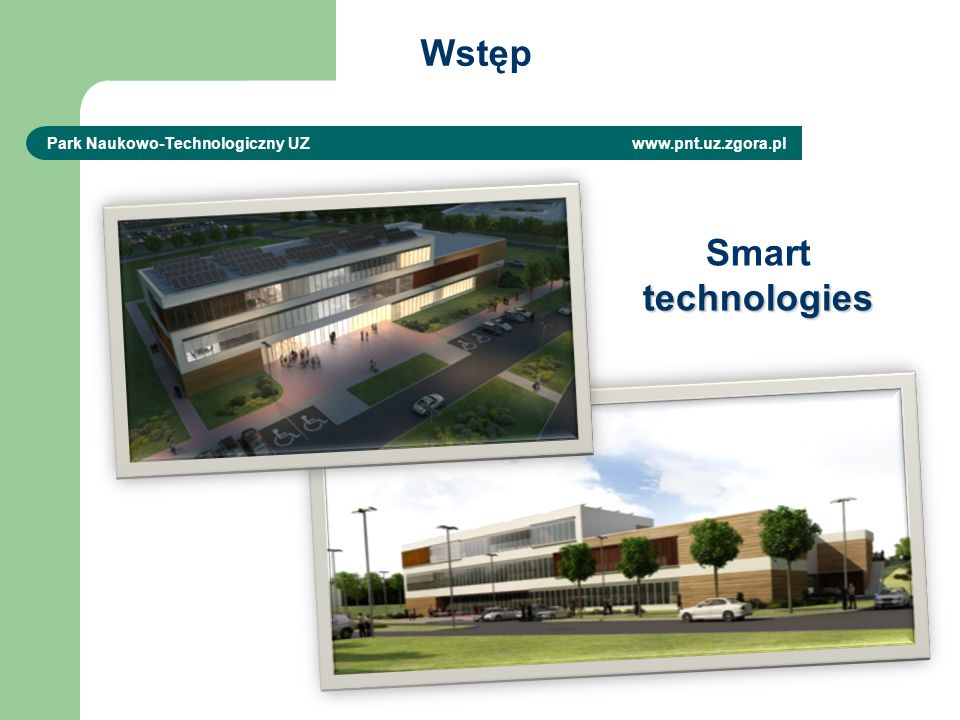 Wstęp Smart technologies