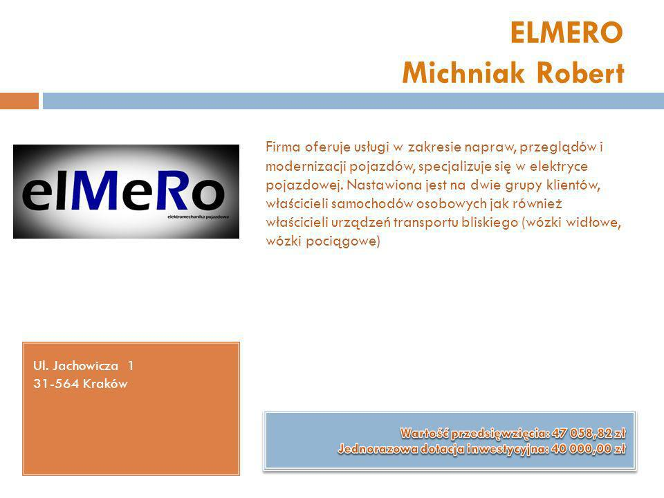 ELMERO Michniak Robert