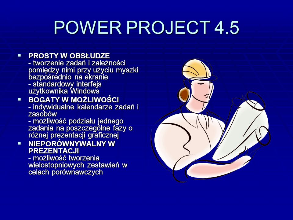 POWER PROJECT 4.5