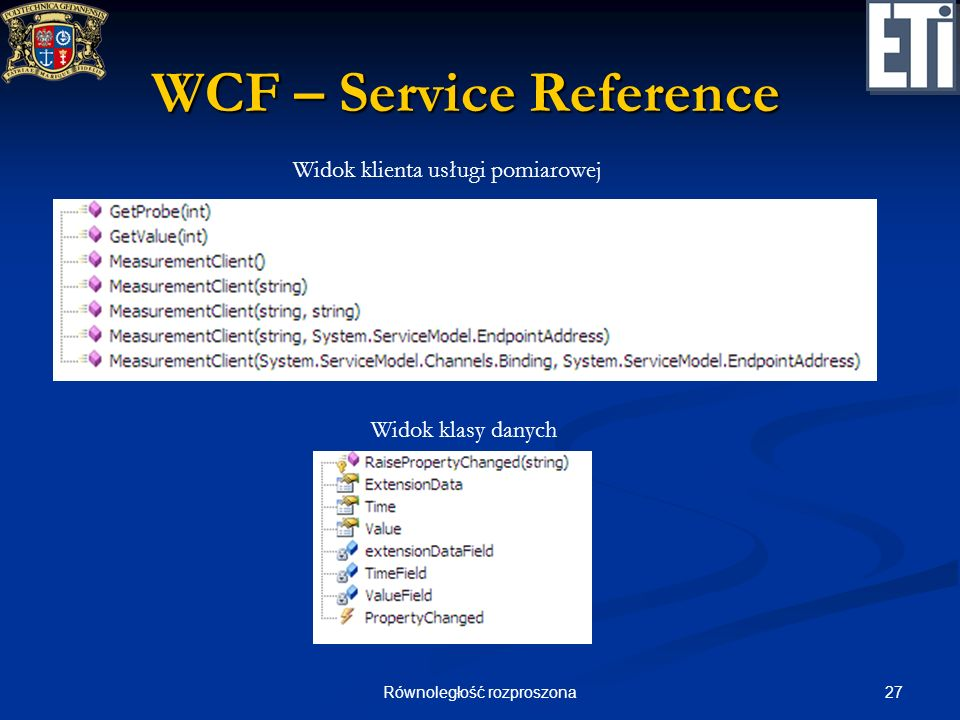 WCF – Service Reference