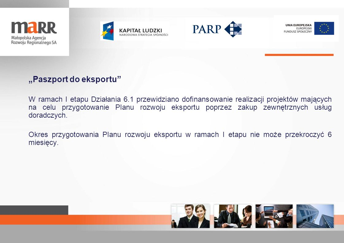 """Paszport do eksportu"